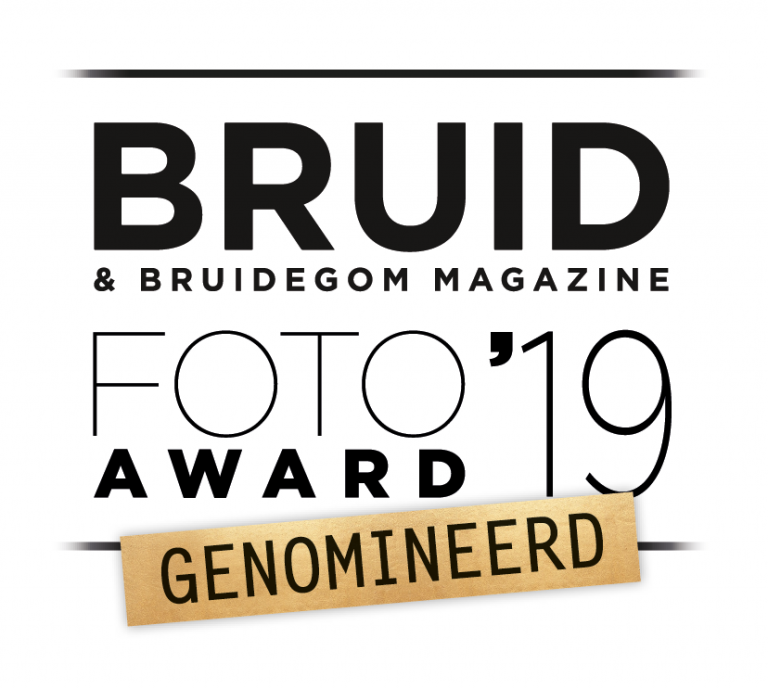 Genomineerd categorie Emotie Rebel Shots fotografie BFA19 Bruidsfoto Award